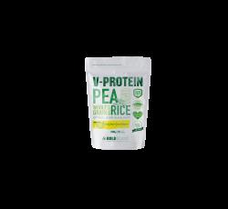 Pudra Proteica Vegana, Banane, 240g , Gold Nutrition