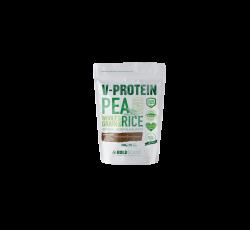 Pudra Proteica Vegana, Ciocolata, 240g, Gold Nutrition