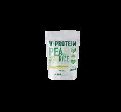 Pudra Proteica Vegana, Vanilie, 240g, Gold Nutrition