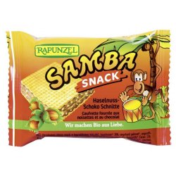 Samba Snack napolitane, 25g RAPUNZEL