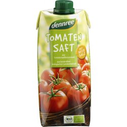 Suc de rosii VEGAN 500 ml  Dennree