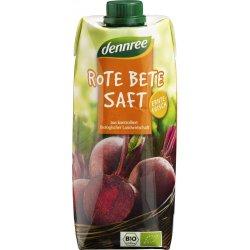 Suc de sfecla rosie VEGAN 500ml Dennree