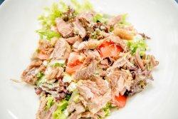 Salată cu rață confiată image