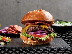 Burger Chorizo image