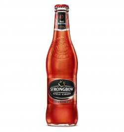 Strongbow Red Berries image