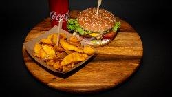 Meniu Hamburger image