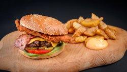 Burger mega mix image