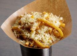 Cartofi Prăjiți cu Parmezan image