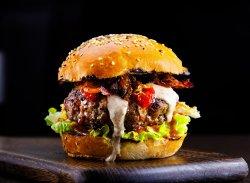 Truffle Burger image