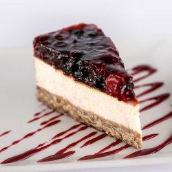 Cheesecake (copt, cu fructe de pădure) image