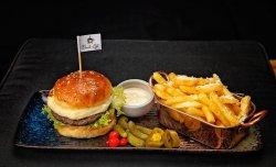 Rockstar Burger image