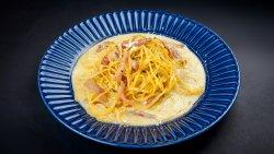 Spaghetti Carbonara cu trufe image