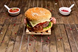 Burger Foozz image