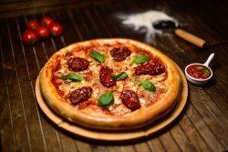 Pizza Pollo Pomodoro image