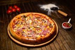 Pizza Rustico image