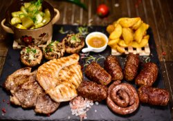 Platou grill image