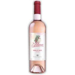 Vin rose - Liliana, Merlot, demidulce image
