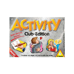 Activity Club-Edtion