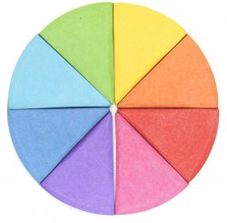 Sticky notes - Color Wheel