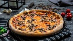 1+1 GRATUIT Pizza prosciutto funghi 1+1+2 pepsi image