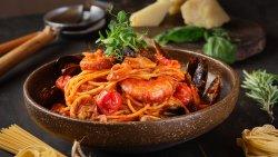 Spaghetti allo scoglio image