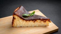 San Sebastian Cheesecake image