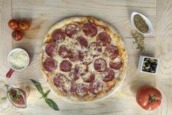 Pizza Salami image
