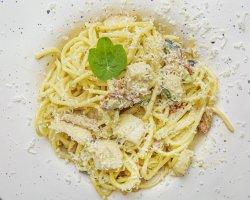 Creamy Tuscan Fusilli image