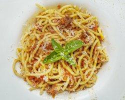 Spaghetti all'Amatriciana image