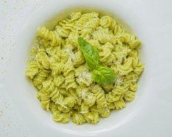 Pesto Basilico Fusilli image