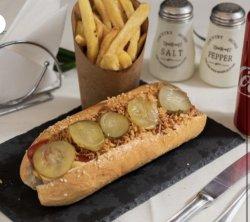 Meniu Hot Dog King image