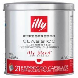 Capsule Cafea illy Iperespresso, 21 buc, 140.7 gr. image