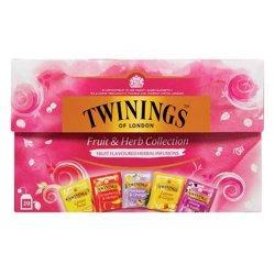 Ceai Twinings - Infuzie Mix 5 Gusturi Fructe si Plante, 20 pliculete, 34 gr. image