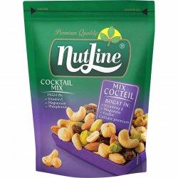 Mix de fructe uscate, prajite si sarate Nutline Cocktail Mix, 150g image