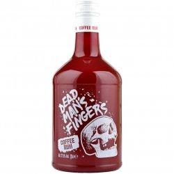 Rom Dead Man`s Fingers, Coffee Rum, 37.5%, 0.7 l image