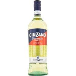 Vermut Cinzano Bianco, 15%, 0.75l image