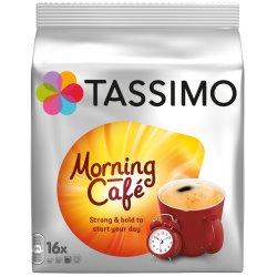 Capsule cafea, Jacobs Tassimo Morning Cafe, 16 bauturi x 215 ml, 16 capsule image