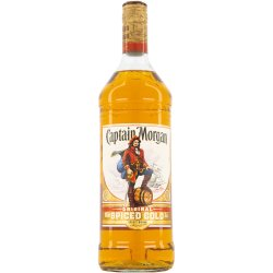 Captain Morgan Original Spiced Gold, 35%, 1l image