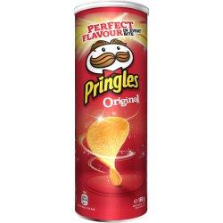 Chipsuri cu sare Pringles, 165g image