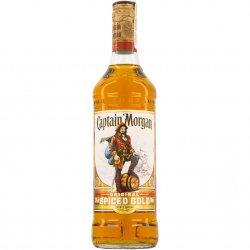 Rom Captain Morgan Original Spiced Gold, 700 ml image