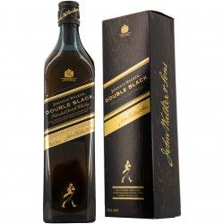 Whisky Johnnie Walker Double Black Label 12YO, Blended 40%, Cutie, 0.7l image