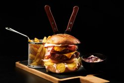Brothers burgers image