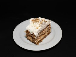 Prăjitură cu nucă și vanilie image