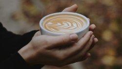 Caffe latte mic image
