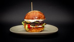 Oferta de Marți: Grilled Chicken Burger image