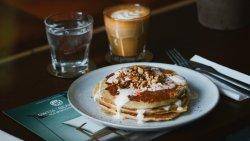 Carrot pancakes  image