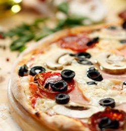 40% reducere: Pizza Capriciosa image