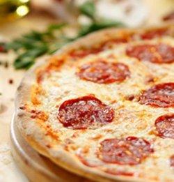 40% reducere: Pizza Diavola image