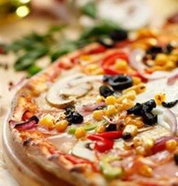 Pizza Gargantua image