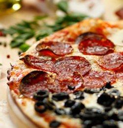 Pizza Quattro Stagioni image